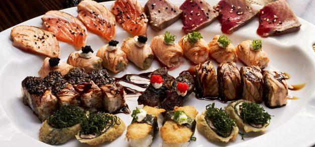 Restaurantes japoneses em Fortaleza