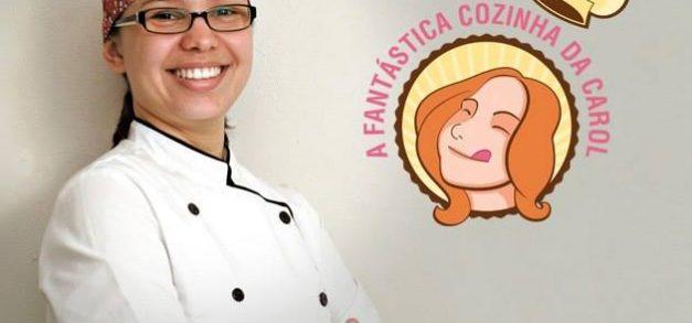 Carolina Martins: Fantástica Cozinha da Carol