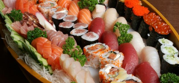 Bamboo Sushihouse: Delivery de comida japonesa e oriental em Fortaleza