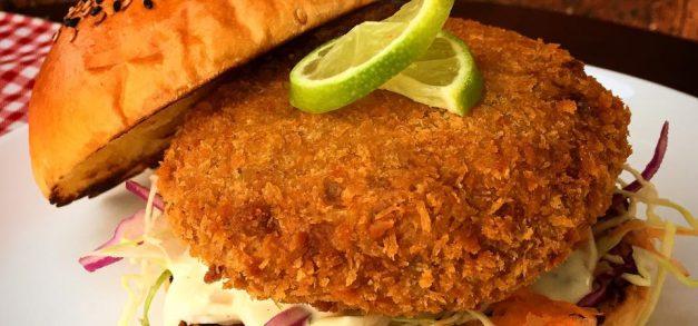 Crab Burger é novidade do Meatpacking