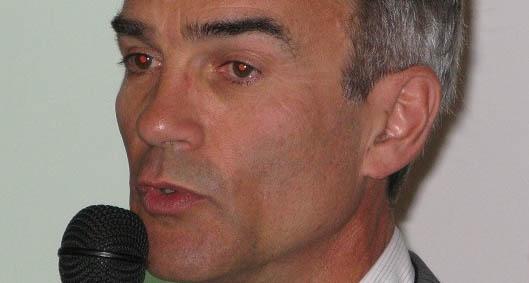 Cearápão recebe hoje palestra do pesquisador francês Hubert Chiron