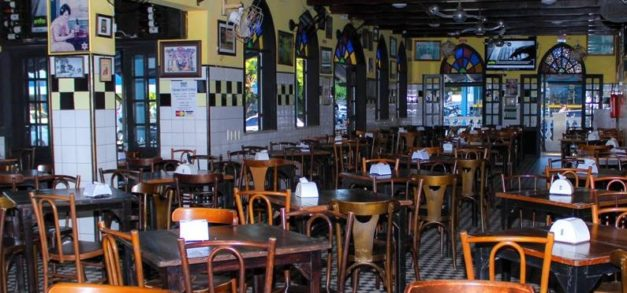 Futebares: bares com transmissão de jogos em Fortaleza