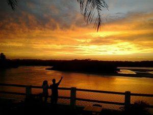 Pôr do Sol do Tempero do Mangue (Divulgação)