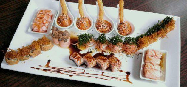 Viagem pelo japonês contemporâneo: Misaki Restaurante