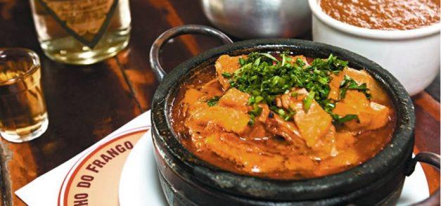 Restaurantes regionais em Fortaleza