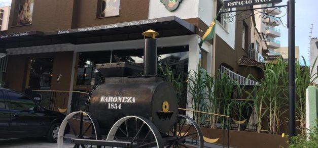 Café Patriota anuncia evento gastronômico Banquete da Corte