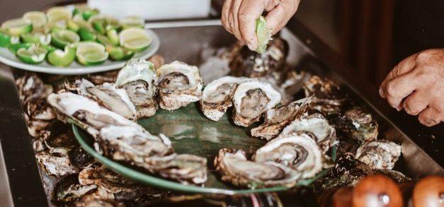 Onde comer ostras em Fortaleza?
