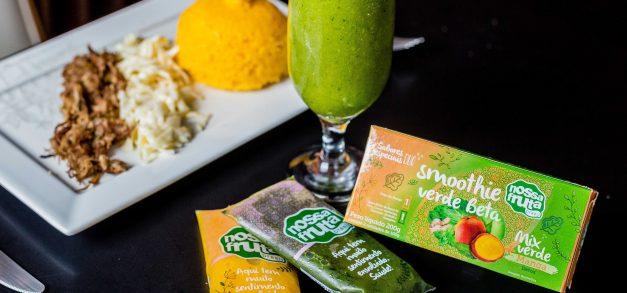 Nossa Fruta Brasil apresenta linha de polpas Sabores Especiais Duo