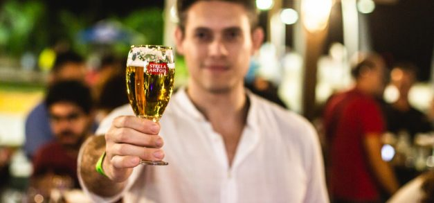 Ambev traz chopp Stella Artois a Fortaleza