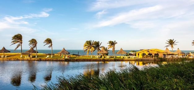 Fim de férias no delicioso Hotel Parque das Fontes de Beberibe