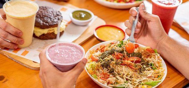 Take a Juice traz alimentação com variedade, cor e sabor a Fortaleza