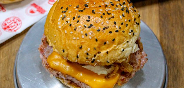 Blend suíno é novidade na Zack Smash's e na Buk Burger