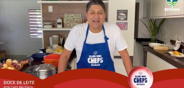 Betânia reúne nomes da gastronomia nordestina no Clube dos Chefs