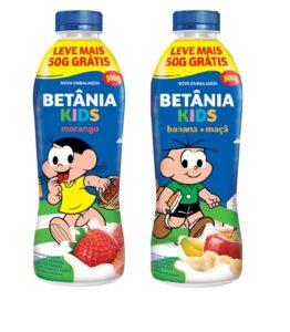Garrafa de Iogurte Betânia