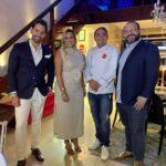 Phillipe Dantas, Aymerr Quinderé, Casal Gourmet e Victor Costa